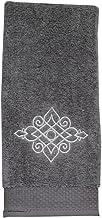 Avanti Linens Riverview Fingertip Towel, Nickel