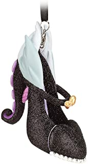 Disney Parks Ursula from The Little Mermaid Shoe Figurine Ornament NEW