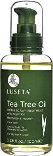 Luseta Tea Tree Oil Hair & Scalp Treatment 3.38 oz