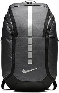 Nike Hoops Elite Pro Backpack DARK GREY/BLACK/MTLC COOL GREY