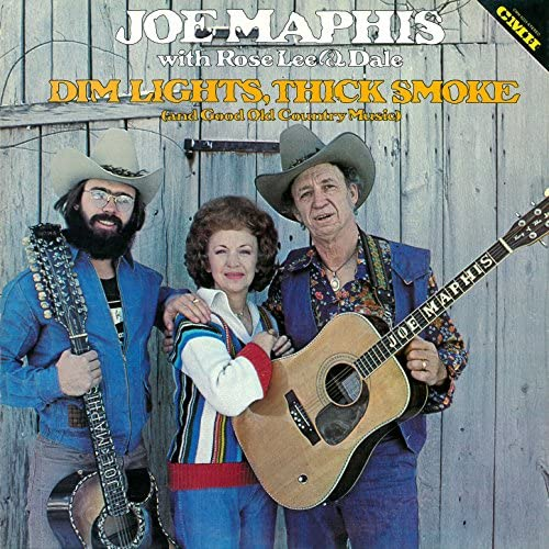 Joe Maphis feat. Rose Lee Maphis & Dale Maphis