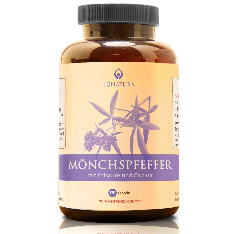 Mönchspfeffer Extrakt Folsäure -