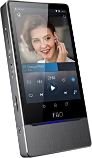 【国内正規品】 FiiO X7 フラッグシップ・ハイレゾ・ミュージックプレイヤー 【アンプモジュールAM1付属】 FX-7121