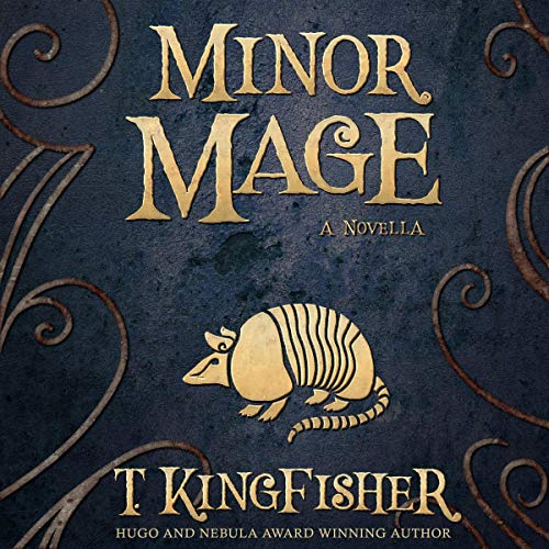 Minor Mage cover art