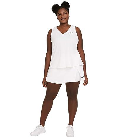 Nike Plus Size NikeCourt Victory Skirt Straight