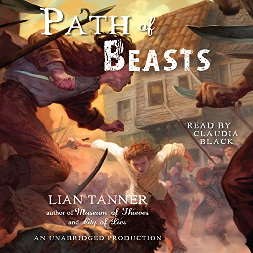 Path of Beasts audiobook cover art