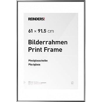 Bilderrahmen Antireflex 22 Farben ab 25x63 bis 25x73 cm Foto Poster Rahmen Neu