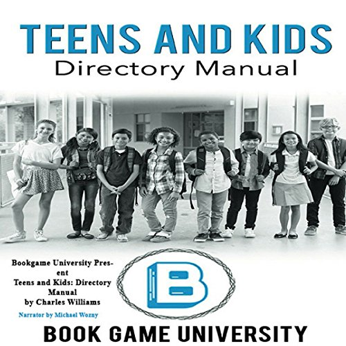 Teens and Kids: Directory Manual audiobook cover art