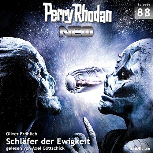 Schläfer der Ewigkeit (Perry Rhodan NEO 88) Titelbild