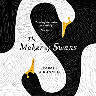 The Maker of Swans cover art