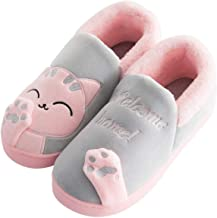 Cotton Slippers Lovers Home Winter Bags and Indoor Lovely Warm Autumn Winter Men's and Women's Cotton Shoes