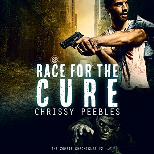 The Zombie Chronicles, Book 2 audiobook cover art
