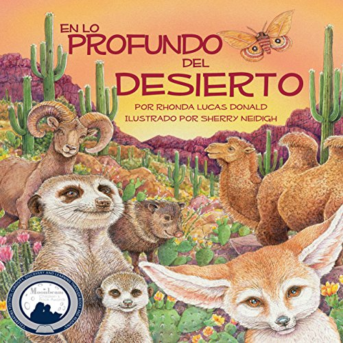 En lo Profundo del Desierto [Deep in the Desert] audiobook cover art