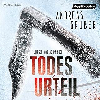 Todesurteil     Sneijder & Nemez 2              Autor:                                                                                                                                 Andreas Gruber                               Sprecher:                                                                                                                                 Achim Buch                      Spieldauer: 15 Std. und 16 Min.     14.660 Bewertungen     Gesamt 4,7