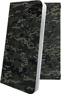 X02HT ケース 手帳型 カモフラ カモ 自衛隊 アメリカ 戦闘服 かっこいい エックスエイチティー 手帳型ケース 模様 x01 ht 迷彩柄 迷彩 ミリタリー