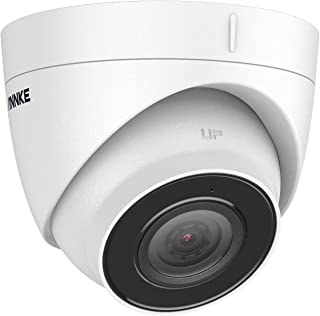 ANNKE 5MP Dome PoE Security Camera 2560x1920 Super HD Outdoor Indoor Video Surveillance Home IP Cameras IR Night Vision Mo...