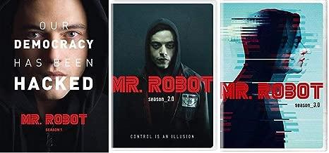 Mr. Robot Seasons 1-3
