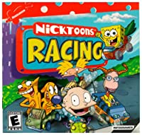 Nicktoons Racing (Jewel Case) (輸入版)