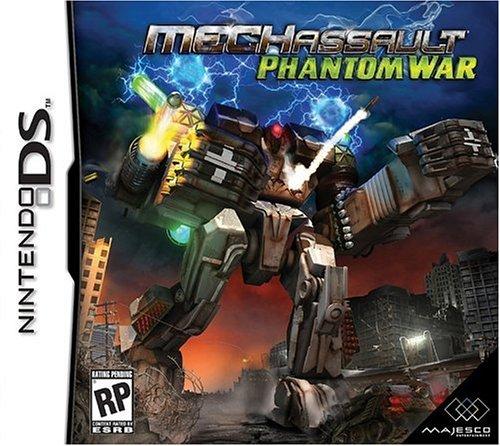 Mech Assault Phantom War - Nintendo DS