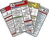 Rettungsdienst Karten-Set - EKG, Herzrhythmusstörungen, Notfallmedikamente, Reanimation - Verlag Hawelka