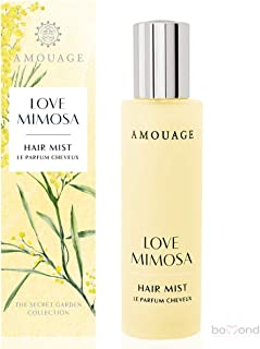 Amouage Love Mimosa For Women 50ml Hair Mist
