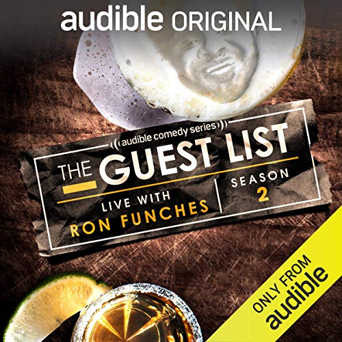Ep. 7: Guest Speaker (The Guest List) audiobook cover art