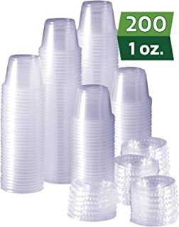 Best 1 oz plastic cups Reviews