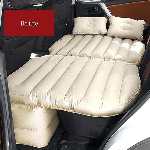 Car bed HUO Matelas D'inflation De Pliage pour Le Lit d'air Confortable Durable Universel Prolongé De Voitures à La Maison