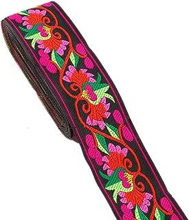 Best floral jacquard ribbon Reviews