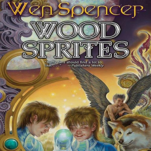 Wood Sprites audiobook cover art