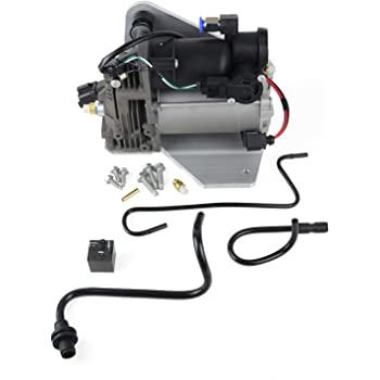 4 pins connector Air Suspension Compressor Pump Fit For Land Rover LR3 LR4 AMK Style /& Range Rover Sport LR015303 LR023964 LR061663 LR078650 949-900