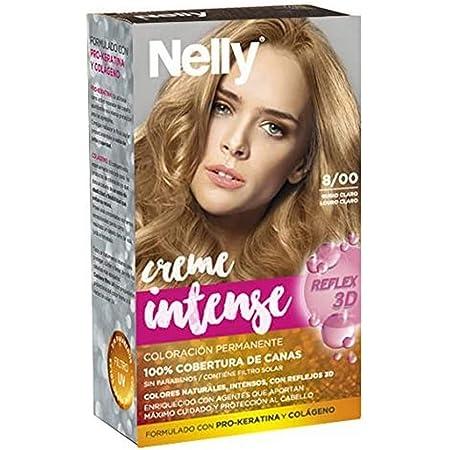 Nelly Set Tinte 8/00 Rubio Claro - 50 ml