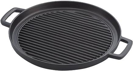 池永铁工 烤盘 圆形 29 cm 适用于IH