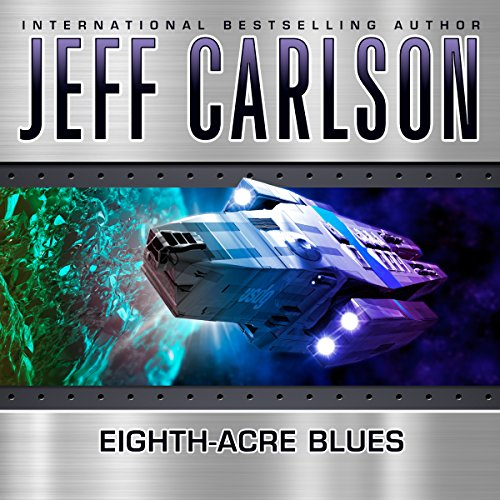 Eighth-Acre Blues audiobook cover art