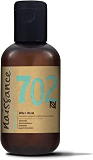 Naissance Distilled Witch Hazel 100ml - Pure, Natural, Cruelty Free, Vegan - Cleansing & Toning - Ideal for Aromatherapy, Skincare and DIY Beauty Recipes
