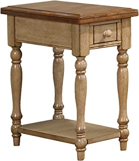 Winners Only, Inc. Quails Run 14 in. Chairside Table