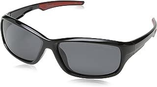 Boy's P0425s Polarized Rectangular Sunglasses, SHINY...