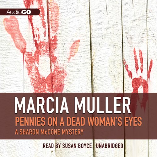 Pennies on a Dead Woman's Eyes cover art