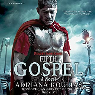 Fifth Gospel - A Novel (Rosicrucian Quintet) audiobook cover art