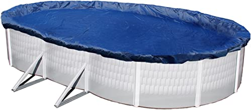 Blue Wave Gold 15-Year 16-ft x 25-ft Oval Above Ground Pool Winter Cover