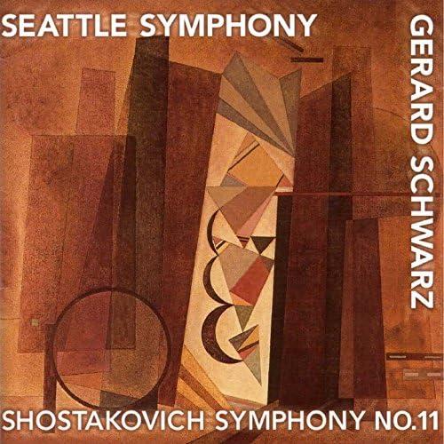 Gerard Schwarz, Seattle Symphony