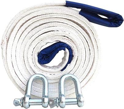 Amazon.es: Cuerdas para remolque Cuerda de remolque para ...