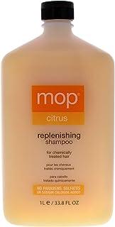 MOP Citrus Replenishing Shampoo for Unisex 33.8 oz Shampoo