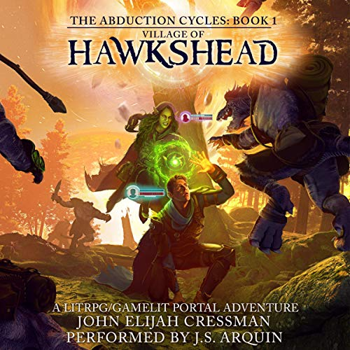 Village of Hawkshead Audiobook By John Elijah Cressman cover art