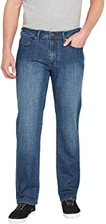 Buffalo David Bitton Men's Jackson-X Straight Fit Jeans for Men