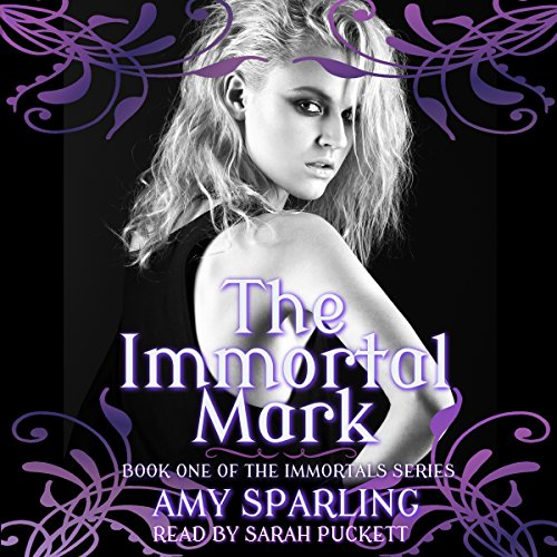 The Immortal Mark audiobook cover art