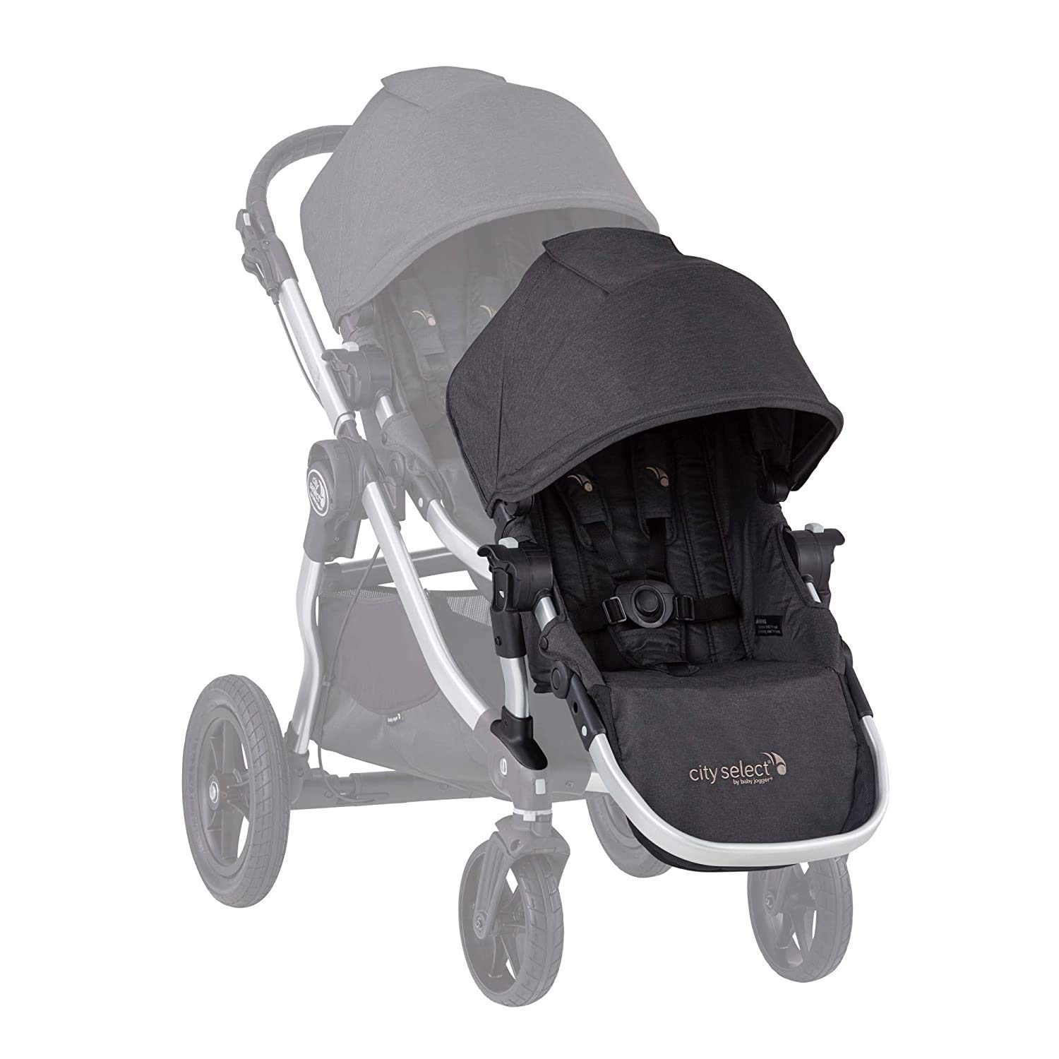 Baby Jogger Second Seat Kit for City Select Stroller, Jet