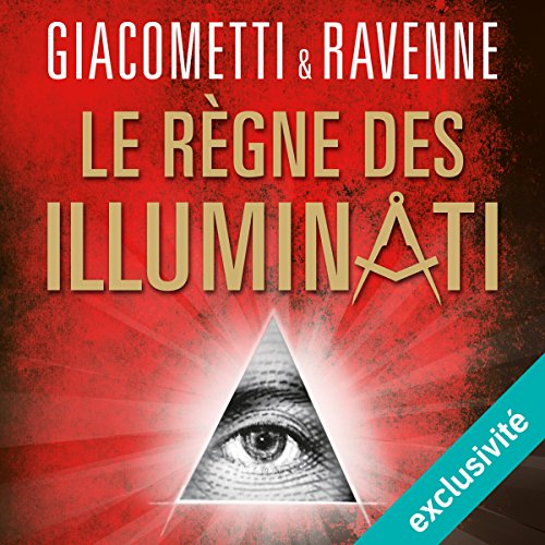 Le règne des Illuminati audiobook cover art