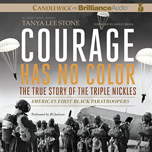 Courage Has No Color cover art