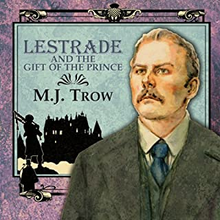 Lestrade and the Gift of the Prince cover art